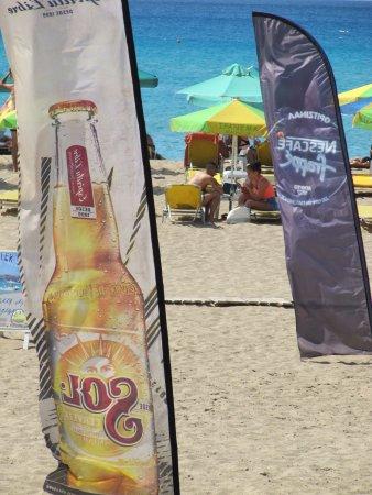Falassarna, Grecia: Spiaggia