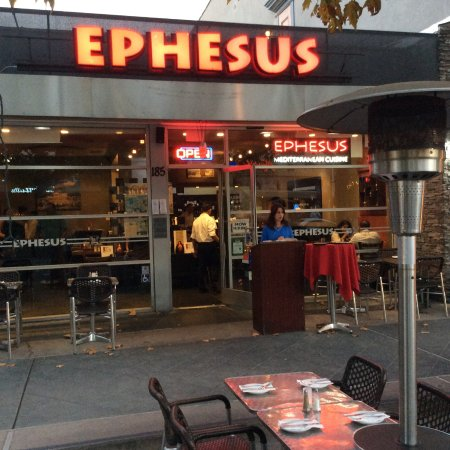 Ephesus Outside