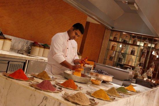 Live Kitchen at Diya