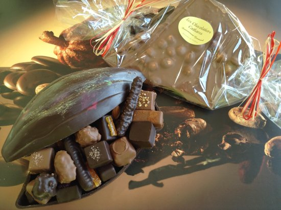 Les Chocolatiers Cathares