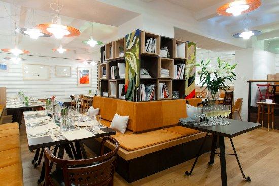 Interior Of The Restaurant Voncimer Zagreb Picture Of Voncimer