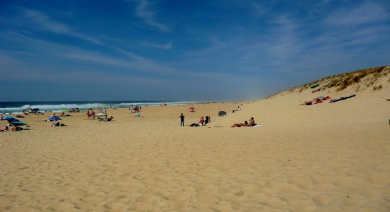 Saint-Girons, Fransa: Grande plage