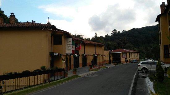 Mineral del Monte, México: SPA Holistico Real Hotel