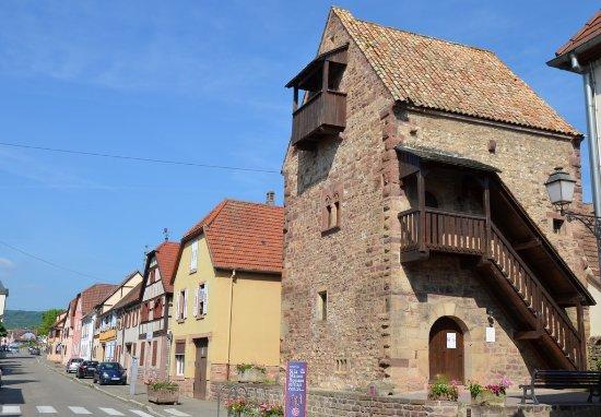 La Maison Romane du XIIème siècle - ©DWOLFF_OT Rosheim
