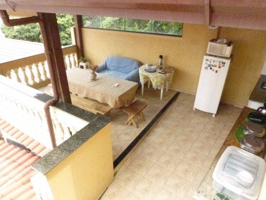 Santo Mirante Hostel: Cozinha do Santo Mirante