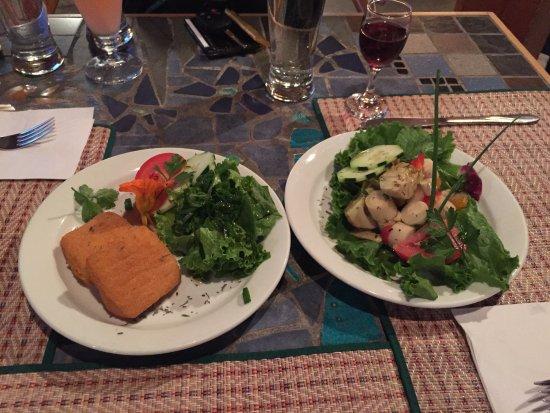 Cafe Bistro Lez'Arts : Food