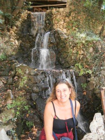 Argyroupolis, Yunanistan: CASCADES MISE EN VALEUR