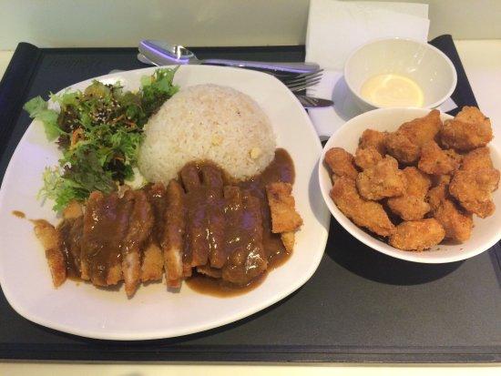 Great Fast Halal Japanese Chikara Teppanyaki London Traveller Reviews Tripadvisor