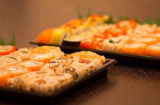 Planet Sushi: Sushi Delivery in Budapest.