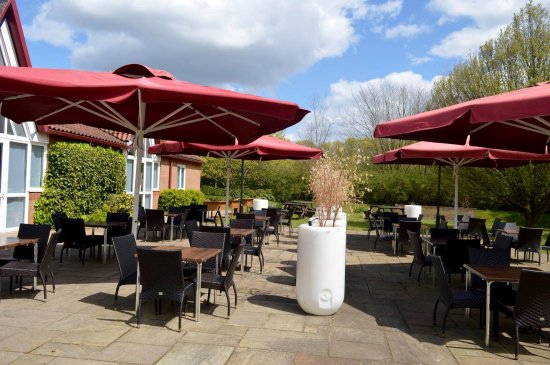 Balcony - Picture of Novotel Stevenage, Stevenage - Tripadvisor