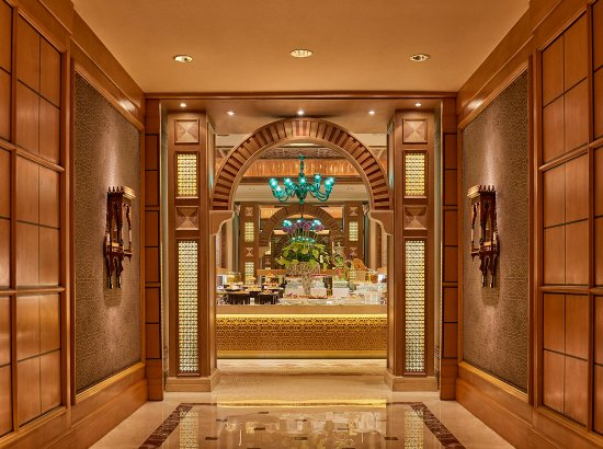 Four Seasons Hotel Cairo at Nile Plaza: Zitouni restaurant