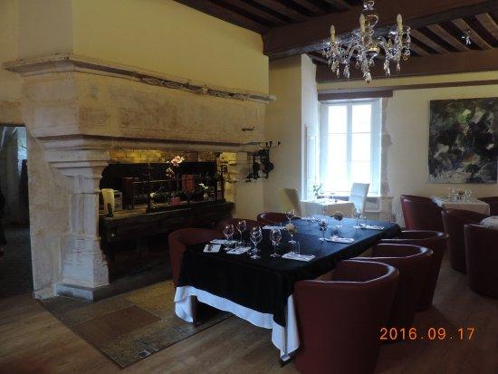 Gray, Frankrig: On se croirait dans la salle des chevaliers