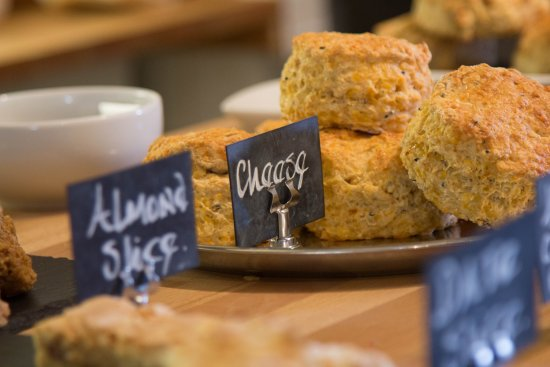 Fosters Cafe At Fosters Garden Centre: Baking