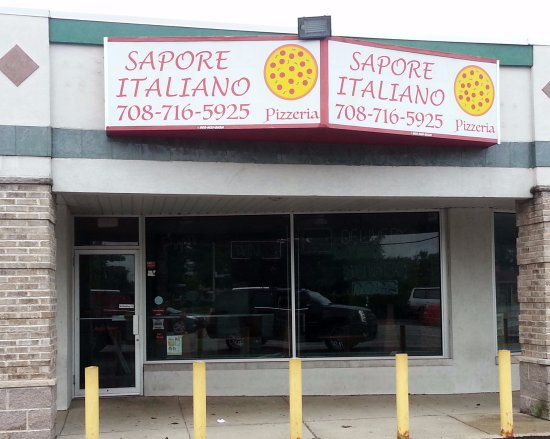 Norridge, IL: Front of Sapore Italiano
