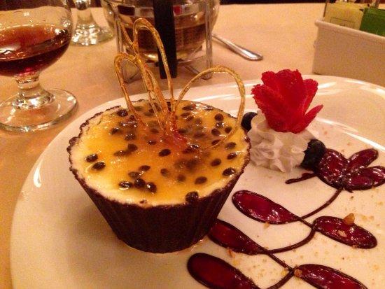 Restaurante Pescatore: Delicious appetizer, amazing dessert
