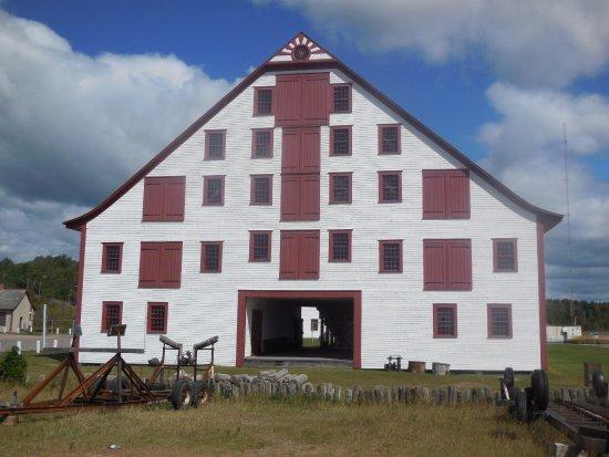 Site Historique du Banc-De-Paspebiac