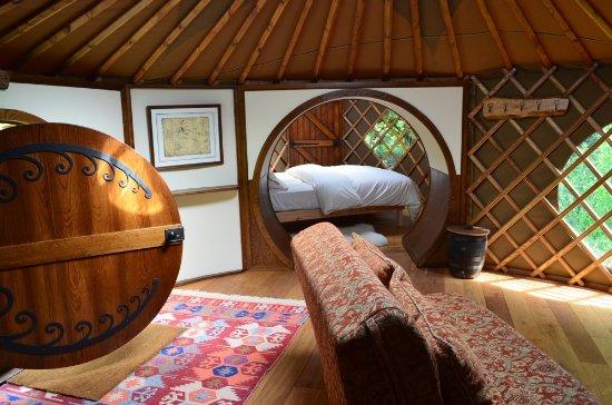 Outdoorküche Camping Ground : Trellyn woodland camping bewertungen fotos haverfordwest