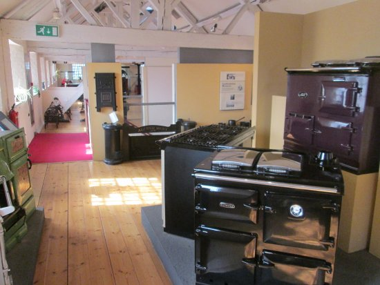 Coalbrookdale, UK: Museum of Iron