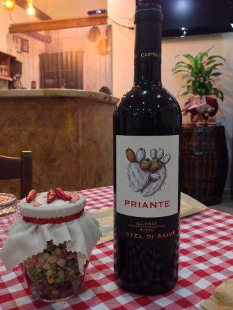 Castrignano del Capo, Ιταλία: Osteria del Macellaio