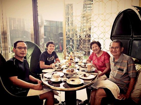 High Tea Picture Of Four Seasons Hotel Jakarta Tripadvisor
