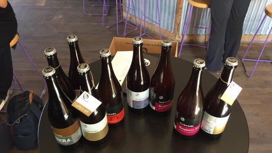 Fort Collins, CO: Take home bottles for friends