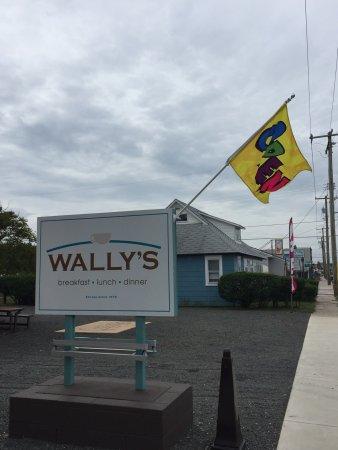 Surf City, NJ: Front sign