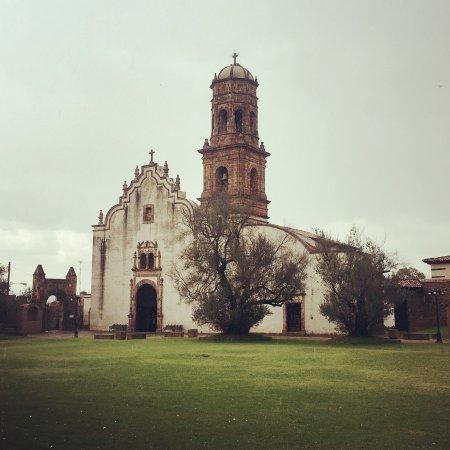 Tzintzuntzan, Mexico: Templo de la Soledad
