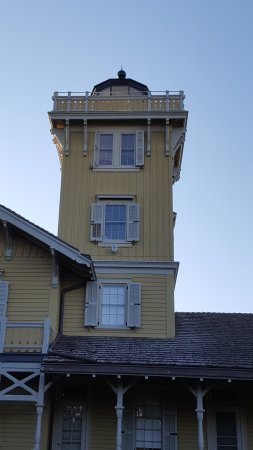Hereford Inlet Lighthouse: Hereford Light, North Wildwood New Jersey