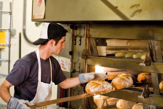 Bow, WA: Breadfarm:artisan baker
