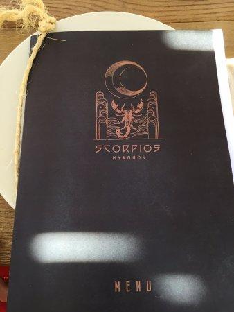 Paraga, Grekland: Scorpios