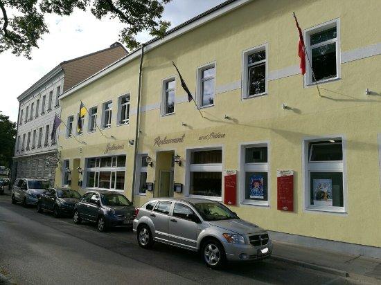 Niederösterreich, Österreich: Eingangsbereich