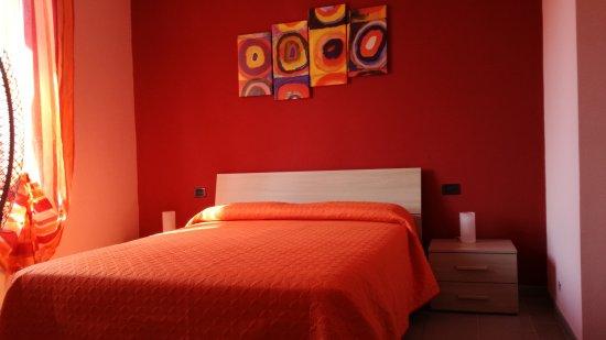 Ricco del Golfo di Spezia, Italia: Camera Deluxe Red