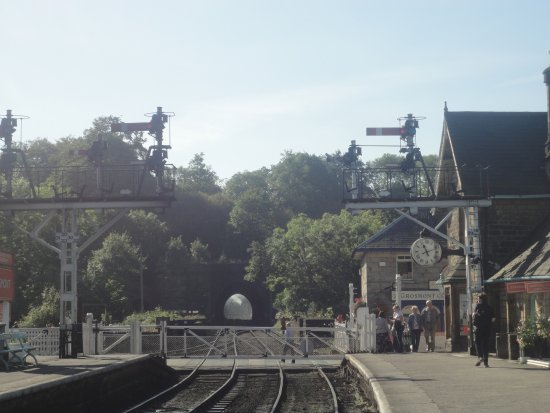 Pickering, UK: Lovely view