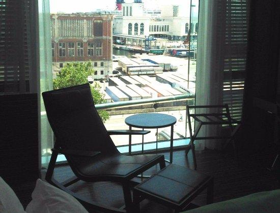 vista de la estacion maritima desde el hotel romeo picture of rh tripadvisor com ph