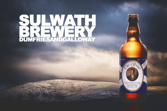 Sulwath Brewers Ltd: Enjoy a relaxing bottle of The Grace