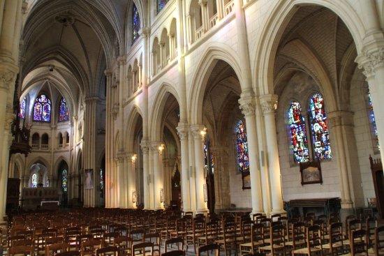 Vimoutiers, Frankrig: The aisle