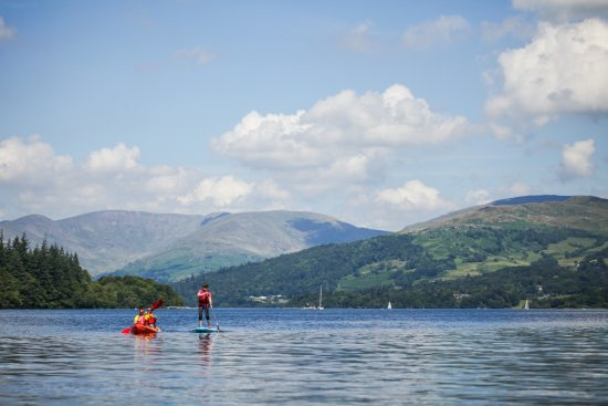 Bowness-on-Windermere, UK: See more from the water
