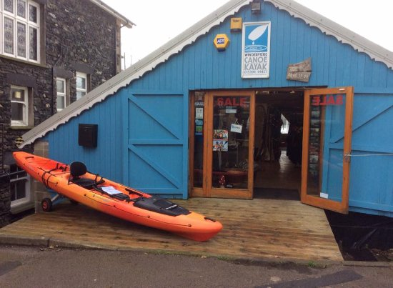 Bowness-on-Windermere, UK: Our Boathouse at Bowness-On-Windermere