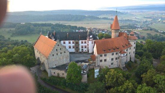 Bad Konigshofen, Tyskland: Heldburg