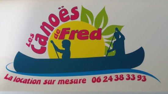 Les Canoës de Fred