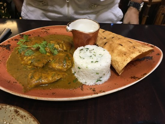 tribes equatorial chicken malayfish curry yum