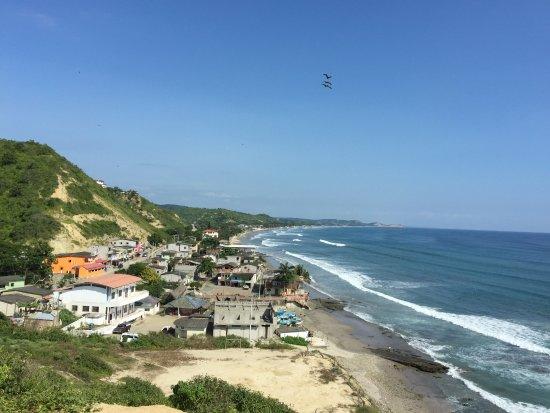 View of our Village La Entrada