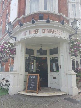 Greater London, UK: Three Compasses