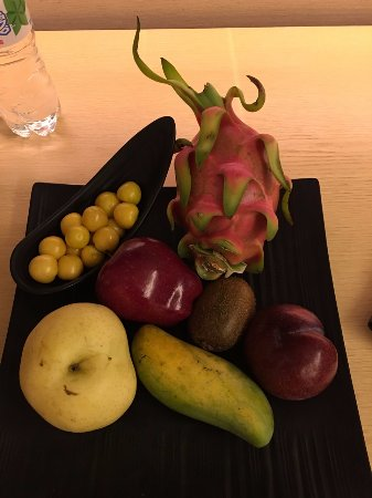 Jimo, Chine : 會員歡迎禮之水果