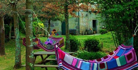 Turismo Rural Casa Uma  : Jardín