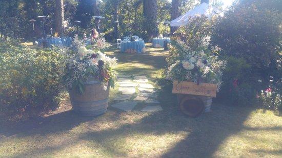 Trinidad, Kalifornien: Wedding Tables