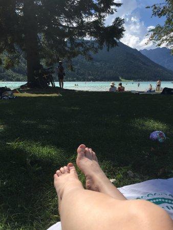 Achensee: Heerlijk genieten