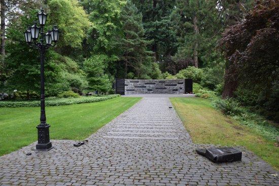 Oregon Holocaust Memorial: Holocaust Memorial