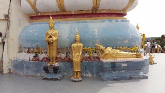 Bophut, Tailandia: ai piedi del Big Buddha
