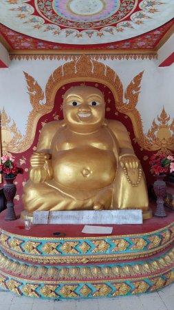 Bophut, Tailandia: il Buddha pacioccone! :-p